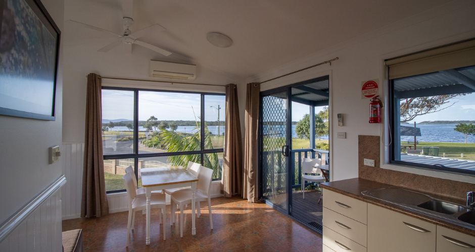 2 Bed Waterview Cabins- South Coast Retreat image