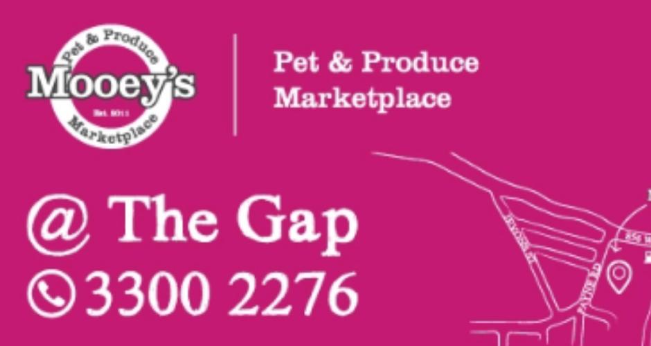 Mooey's Pet & Produce Marketplace - The Gap image