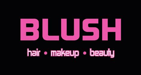 Blush Hair Makeup Beauty image