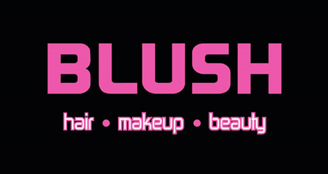 Blush Hair Makeup Beauty image