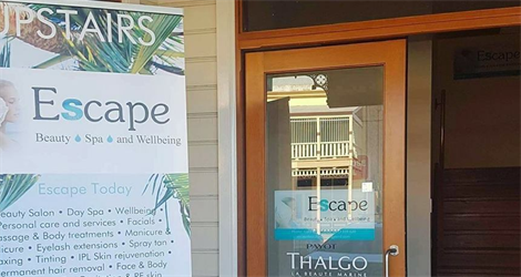 Escape Beauty Spa and Wellbeing - 2