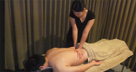 Holiday Massage - 1