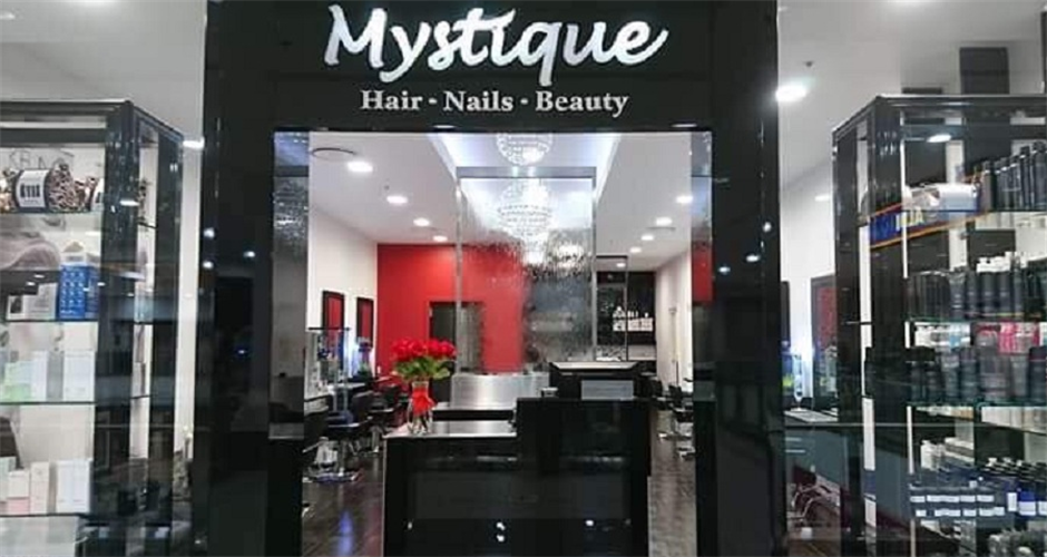 Mystique Hair Nails Beauty - 1