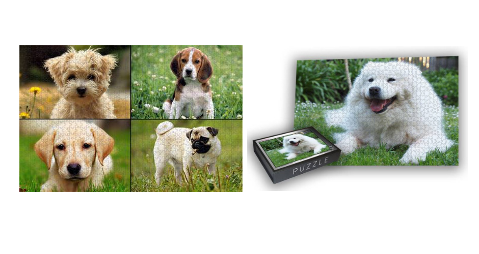dmemories4u personalised puzzles - NT (Delivery) image