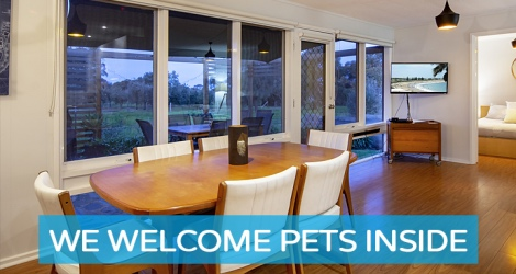 Pet Let - Gregory St, Port Elliot - 4