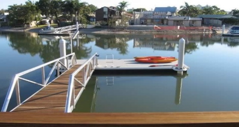 Saltwater Villas - 3 Bedroom Waterfront House - 2