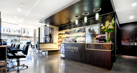 Esteem Hair Beauty Spa - 1