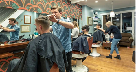 Grand Royal Barbers Sydney City - 3