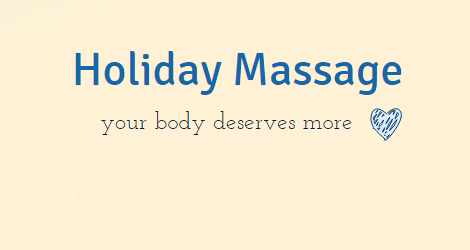 Holiday Massage - 2